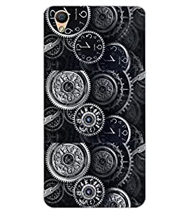 ColourCraft Watches Design Back Case Cover for OPPO F1 PLUS