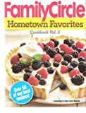 img - for Family Circle Hometown Favorites cookbook Volume 5 book / textbook / text book