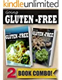 Gluten-Free Italian Recipes and Gluten-Free Raw Food Recipes: 2 Book Combo (Going Gluten-Free) (English Edition)