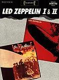 Classic Led Zeppelin I & II-Bass Tab-Music Book Josquin Des Pres