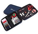 Best Professional Sewing Kit + FREE BONUS EBOOK - Space Efficient Sewing Basket Alternative Offers 100 Premium Sewing Accessories