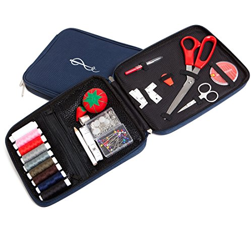 Why Should You Buy Craftster's® Best Professional Sewing Kit + FREE BONUS EBOOK - Space Efficient S...