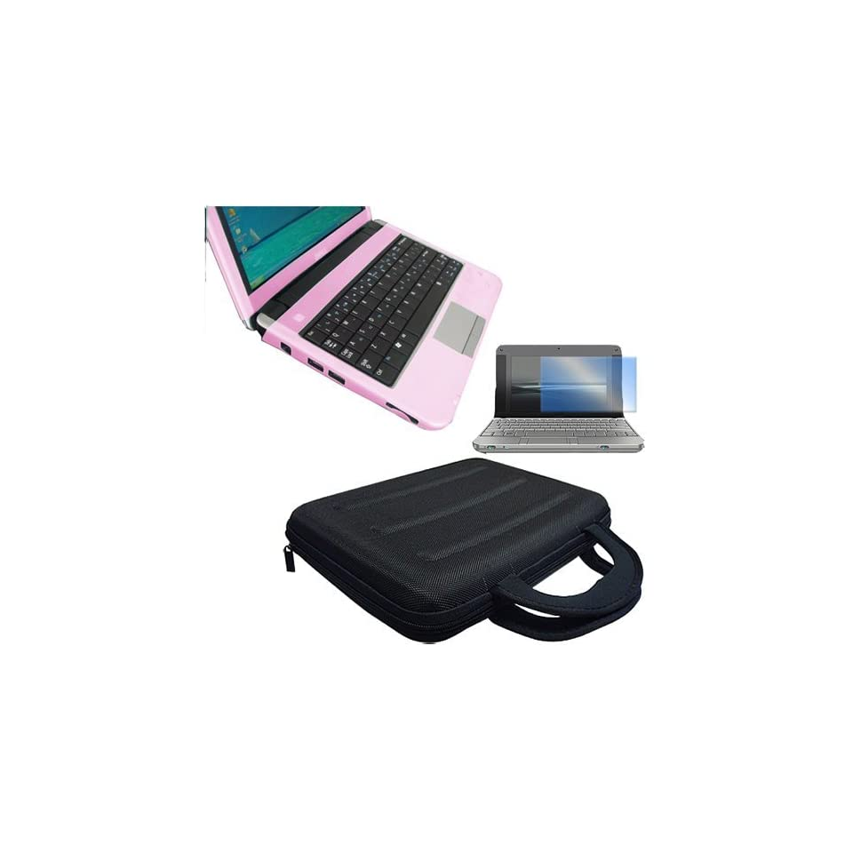 Dell Inspiron Mini 9 Series Laptop Accessory Combo Bundle Pack Pink Silicone