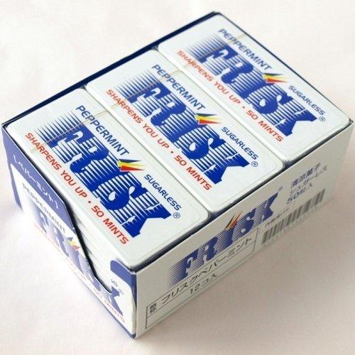 クラシエ フリスクペパーミント 50粒×12個 FRISK ミントタブレット