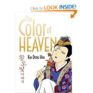 The Color of Earth (The Story of Life on the Golden Fields) Tong-hwa Kim
