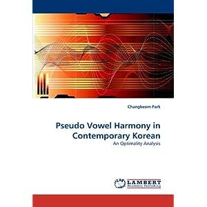 Vowel Harmony Korean | RM.