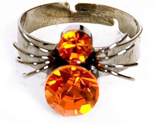 Princess Paradise - Spider Gem Ring
