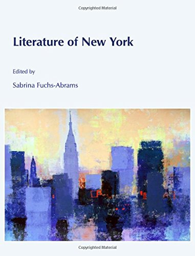 Literature of New York