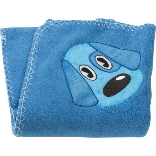 ETA Kids Animal Blanket (Blue Dog)