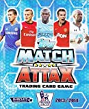 Match Attax 2013/2014 Fulham 17 Base 13/14 Card Team Set