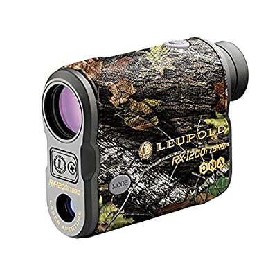 Leupold RX-1200i TBR/W with DNA Laser Rangefinder Mossy Oak Break-Up Infinity OLED Selectable from Leupold
