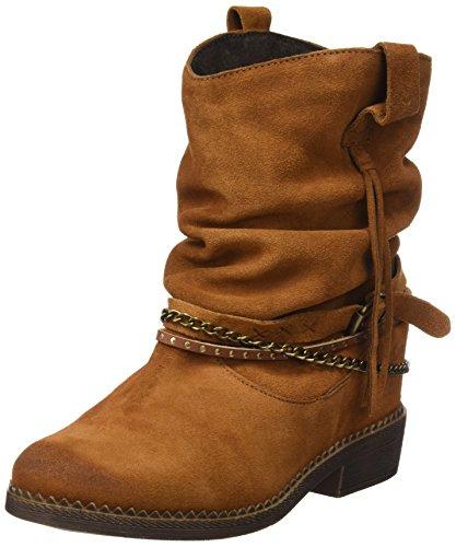 Coolway BIRK - Stivali Donna, Marrone (NBK), Size: 40