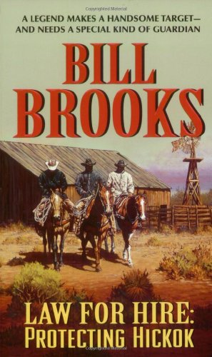 Fantasy Book Cover Artists For Hire : Law for hire protecting hickock bill brooks used
