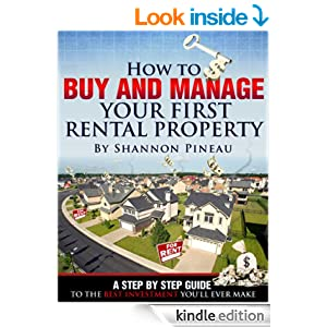 how to buy and manage your first rental property ebook shannon pineau elisabeth. Black Bedroom Furniture Sets. Home Design Ideas