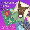 William Shakespeare's A Midsummer Night's Dream Hörbuch von William Shakespeare Gesprochen von: Daniel Moore