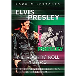 Elvis Presley The Rock 'n' Roll Years