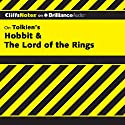 The Hobbit & The Lord of the Rings: CliffsNotes Audiobook by Gene B. Hardy Narrated by Dan John Miller