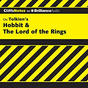 The Hobbit & The Lord of the Rings: CliffsNotes Audiobook