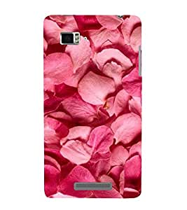 EPICCASE rose petals Mobile Back Case Cover For Lenovo Vibe Z K910 (Designer Case)