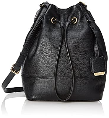 Kenneth Cole New York Nevins Street Drawstring Bucket Shoulder Bag
