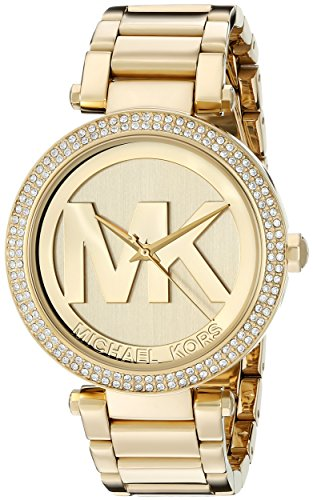 Michael Kors Women's MK5784 Parker Gold-Tone