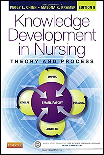 Knowledge Development in Nursing: Theory and Process, 9e (Chinn,Integrated Theory and Knowledge Development in Nursing) written by Peggy L. Chinn PhD  RN  FAAN