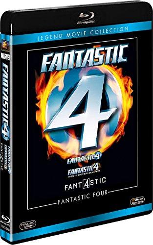 ファンタスティック・フォー ブルーレイコレクション(3枚組) [Blu-ra...