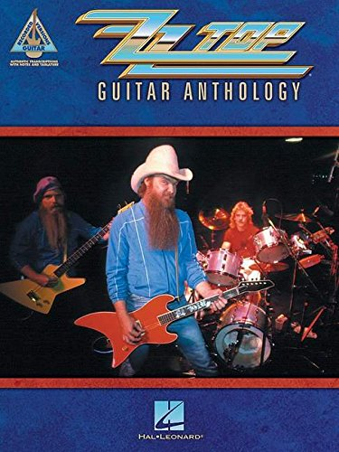 ZZ Top - Guitar Anthology (Guitar Recorded Versions)