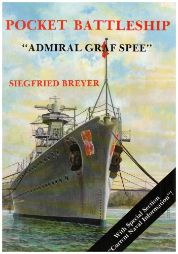 The Pocket Battleship Admiral Graf Spee  Marine Arsenal088740510X : image