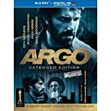 Argo: The Declassified Extended Edition (Blu-ray+DVD+UltraViolet Combo Pack)