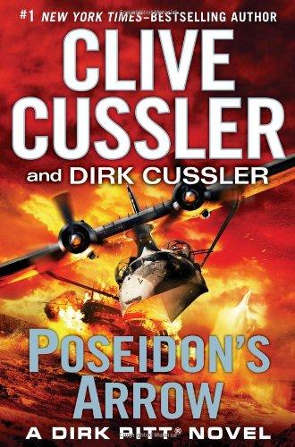 """Poseidon's Arrow (Dirk Pitt Adventure)"" av Clive Cussler"