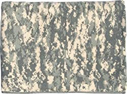 Camo Fleece Blanket - ACU Digital