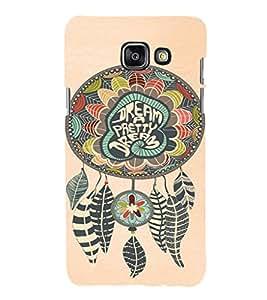 EPICCASE Dreams Mobile Back Case Cover For Samsung Galaxy A5 (2016) (Designer Case)
