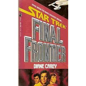 Final Frontier - Diane Carey