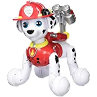 Paw Patrol Zoomer Marshall Interactive Pup with Sounds & Phrases