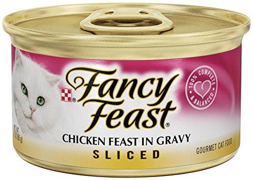 Fancy Feast Sliced Chicken Feast In Gravy