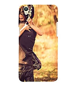 Perfect print Back cover for Oppo F1 Plus