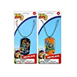 2pk Toy Story 3 Dogtag Necklace 18