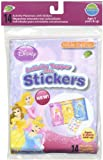 6 Disney Princess Party Placemats with Stickers