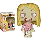 FunKo POP TV: Walking Dead - Teddy Bear Girl Toy Figure