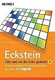 Image de 200 mal um die Ecke gedacht: Kreuzworträtsel für Anspruchsvolle aus dem ZEITmagazin