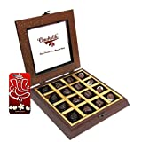Chocholik Belgium Chocolate Gifts - Lovable Chocolate Collection With 3d Mobile Cover For IPhone 6 - Gifts For...