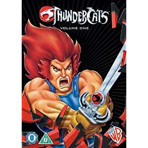 Thundercat  on Amazon Com  Thundercats   Volume 1  Dvd   Movies   Tv