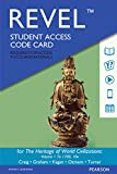 img - for REVEL for The Heritage of World Civilizations, The, Volume 1 -- Access Card (10th Edition) book / textbook / text book