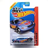 Circle Tracker '14 Hot Wheels 144/250 (Blue) Vehicle