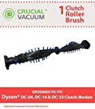 Dyson Vacuum DC07 Roller Brush - 904174-01, Designed and Engineered by Crucial Vacuum