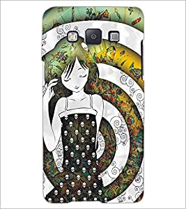 SAMSUNG GALAXY A5 GIRLS PATERN Designer Back Cover Case By PRINTSWAG