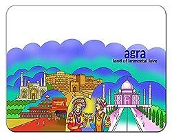 Agra Theme Designer Mouse Pad