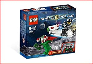 Lego Space Police Squidman's Escape Style# 5969 by LEGO