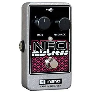 Nice demo for Electro-Harmonix Neo Mistress